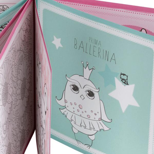 """Prima Ballerina """"Eule"""" (Kindermalbuch """"Mein erstes Ausmalbuch"""""""