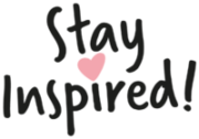 Stay Inspired! Logo