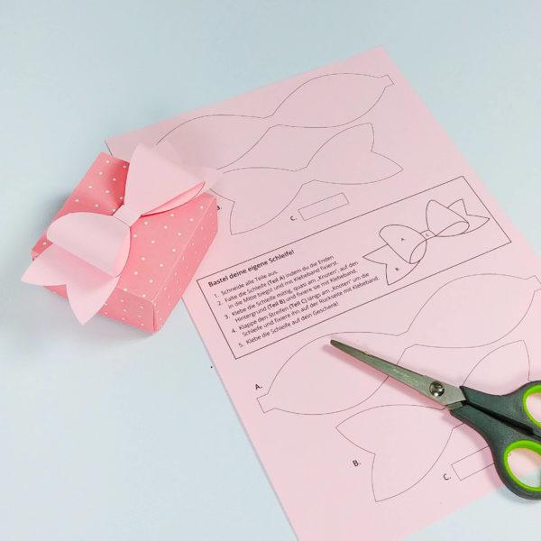 Praktische Anleitung für Papierschleife in 3D