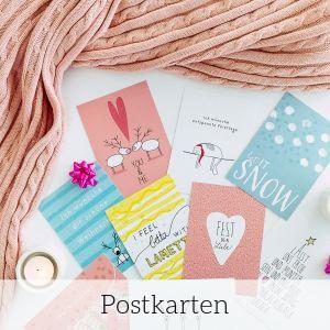 schöne Postkarten von Stay Inspired!