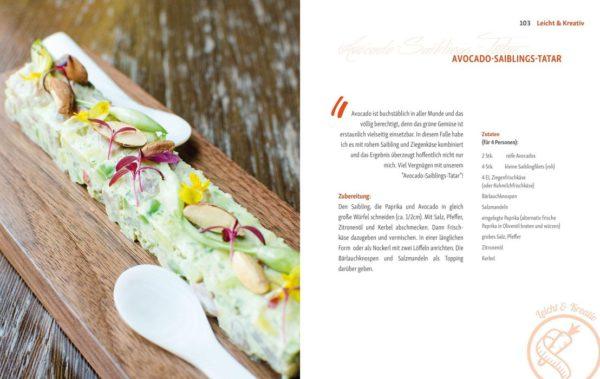 Rezept Avocado-Saiblings-Tartar von Andreas Kaiblinger