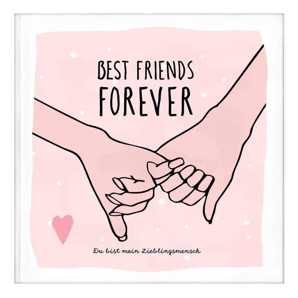 Geschenkbuch für die beste Freundin | Stay Inspired!